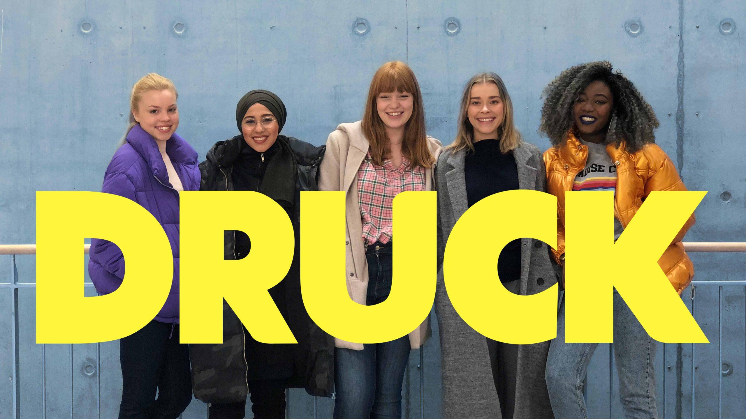 DRUCK- die neue Staffel der Webserie steht in den Startlöchern