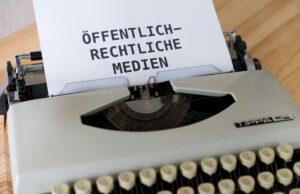 Medien erklärt: Öffentlich-rechtlicher Rundfunk und Rundfunkbeitrag